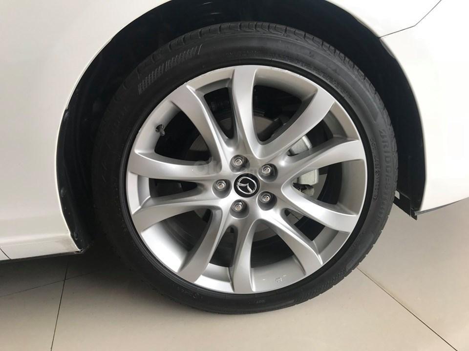 Cần bán gấp Mazda 6 LX đời 2016, màu trắng, giá 780tr-1