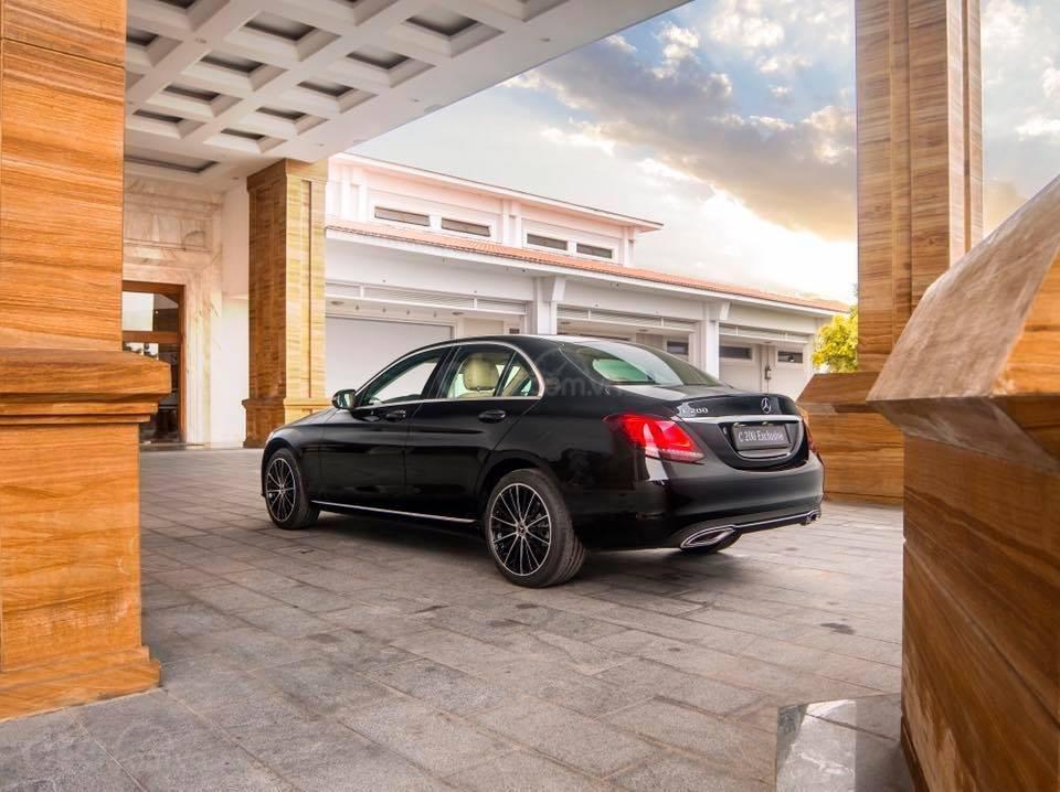 [Nha Trang] Bán xe Mercedes C200 Exclusive 2019 LH 0987313837-5
