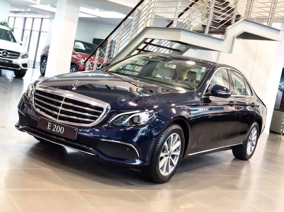 [Nha Trang] Bán xe Mercedes E200, sản xuất 2019, LH 0987313837-1