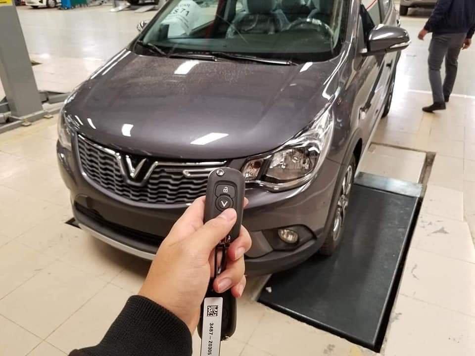 Giá xe VinFast Fadil mới nhất trên thị trường - Ảnh 1.