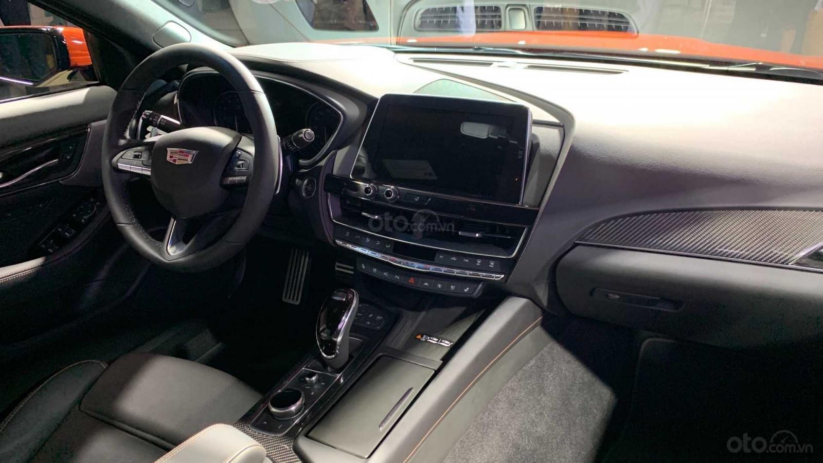 Cadillac CT5-V 2020 nội thất - 1
