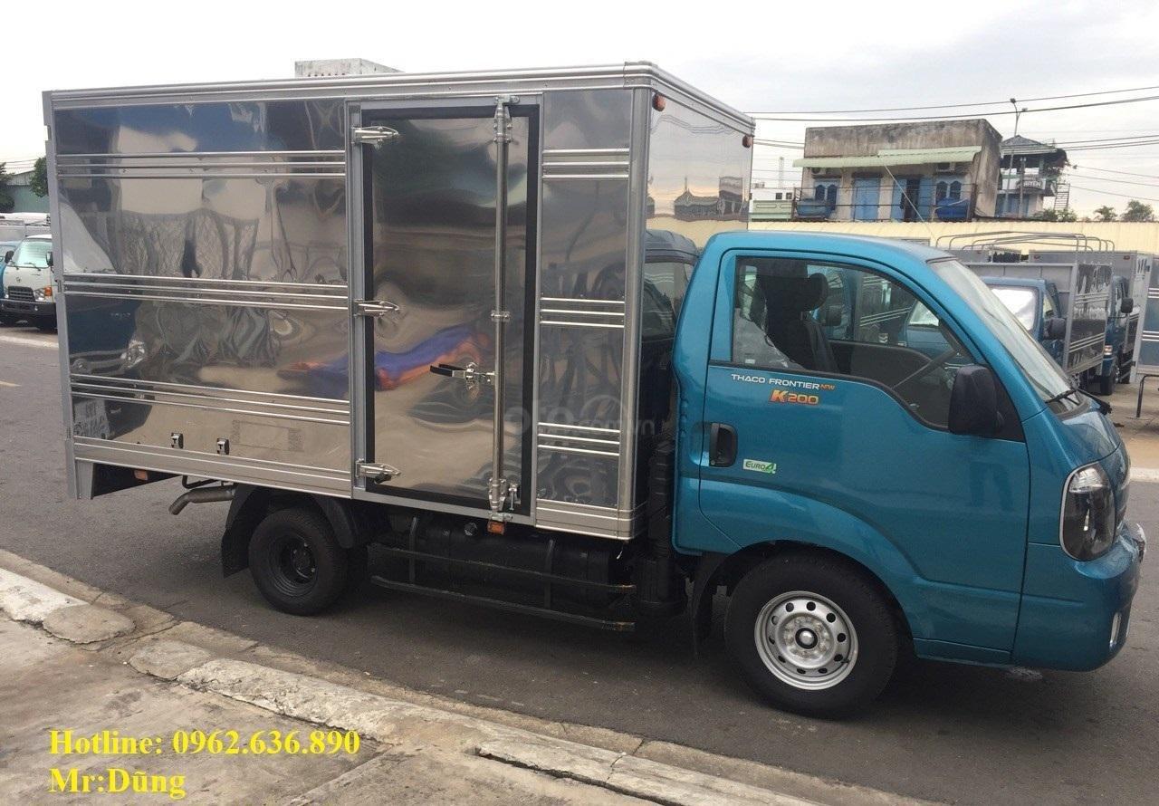 Xe tải Kia thaco K200 đời 2019 tiêu chuẩn khí thải EURO4-2
