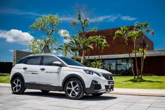 Giá xe Peugeot 3008 2019 hiện tại là bao nhiêu?