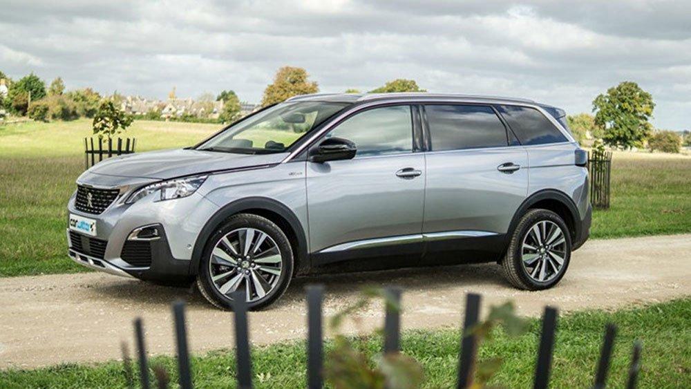 Peugeot 5008 2019 hiện tại giá bao nhiêu?