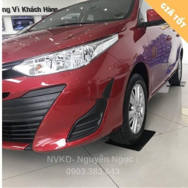 Cần bán xe Toyota Vios đời 2019, màu đỏ (3)
