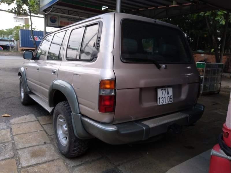 Bán ô tô Toyota Land Cruiser năm 2003, nhập khẩu, giá 355tr (5)