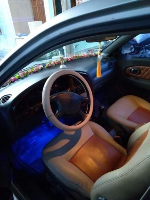 Bán xe Kia Spectra đời 2005, màu bạc, nhập khẩu (3)