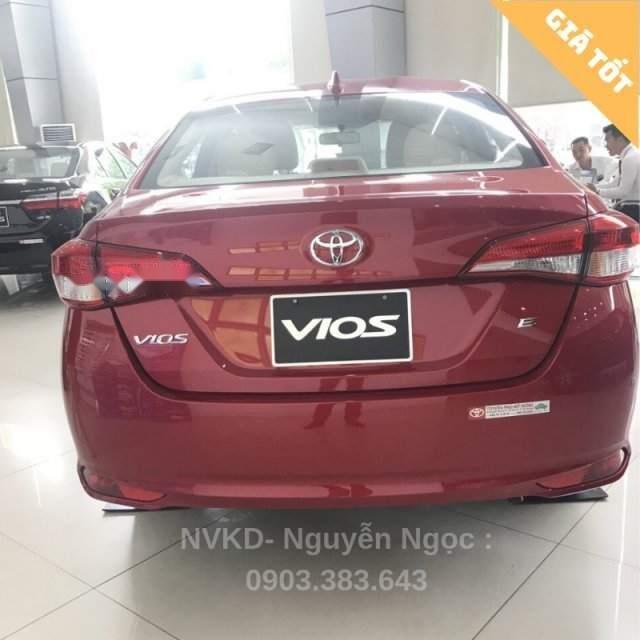 Cần bán xe Toyota Vios đời 2019, màu đỏ (2)