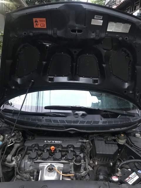 Bán Honda Civic đời 2009, màu đen chính chủ, giá 287tr (3)