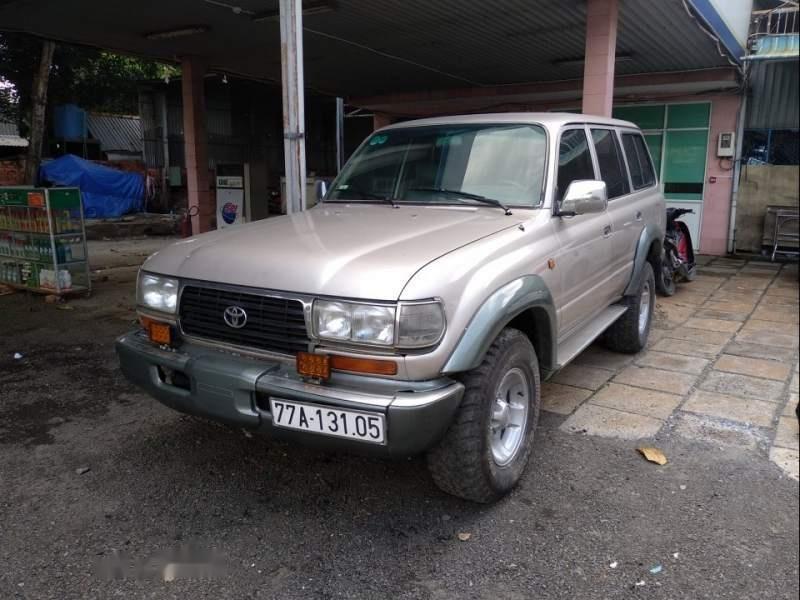Bán ô tô Toyota Land Cruiser năm 2003, nhập khẩu, giá 355tr (1)