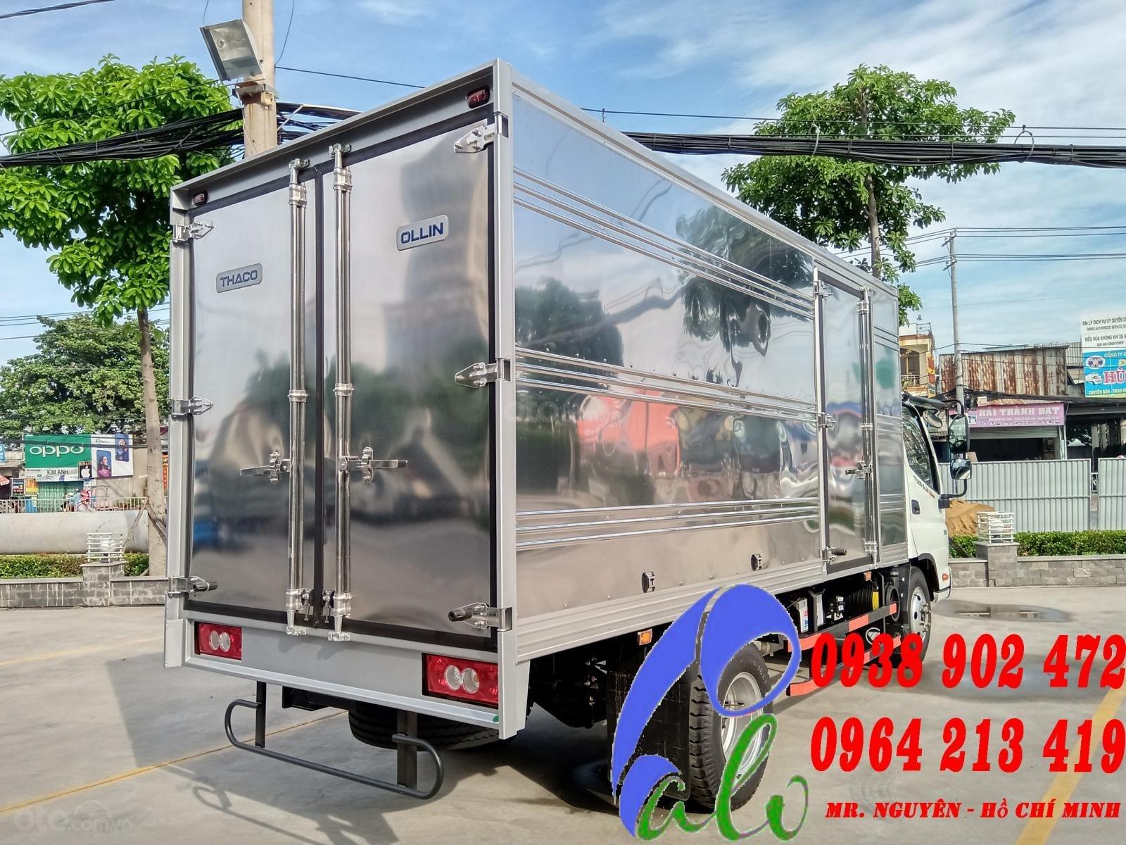 Giá tốt nhất, xe Thaco Ollin 350. E4. Tải trọng 2 tấn. LH: 0964.213.419 (4)