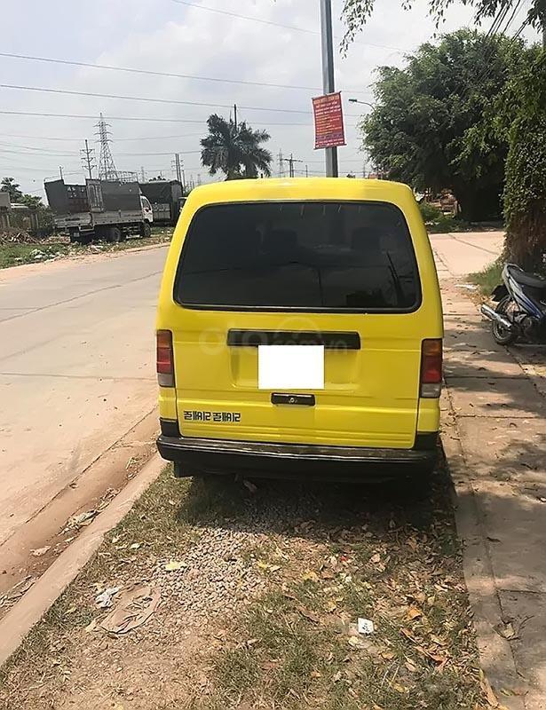 Cần bán xe Suzuki Blind Van đời 2000, màu vàng (1)