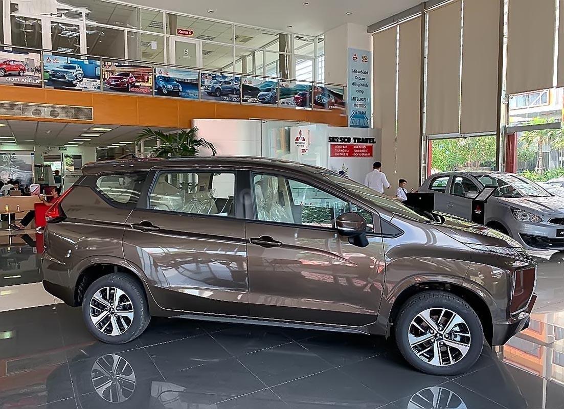 Cần bán Mitsubishi Xpander 1.5 MT đời 2019, màu nâu, nhập khẩu nguyên chiếc, giá 550tr-1