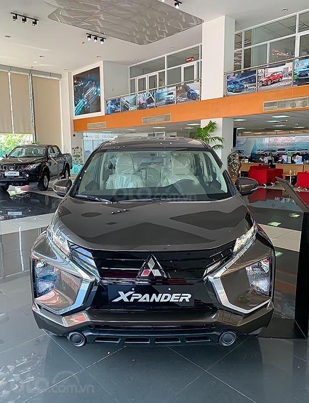 Cần bán Mitsubishi Xpander 1.5 MT đời 2019, màu nâu, nhập khẩu nguyên chiếc, giá 550tr-0
