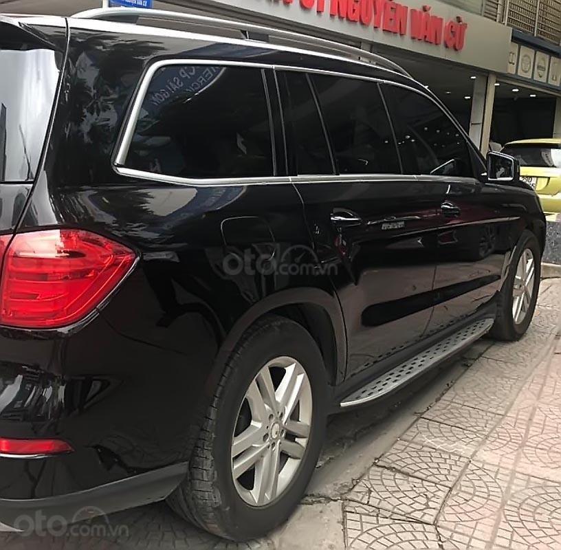 Bán Mercedes GL năm sản xuất 2015, màu đen, nhập khẩu nguyên chiếc-1