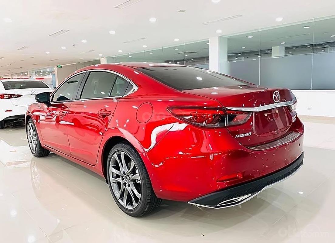 Bán ô tô Mazda 3 năm sản xuất 2019, màu đỏ-0