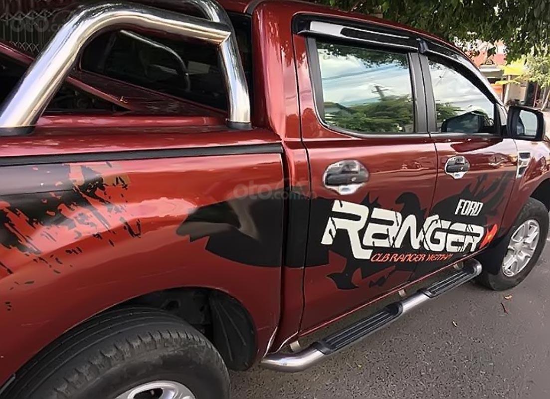 Bán Ford Ranger XLT 2.2L 4x4 MT đời 2014, màu đỏ, nhập khẩu nguyên chiếc, 430 triệu-1