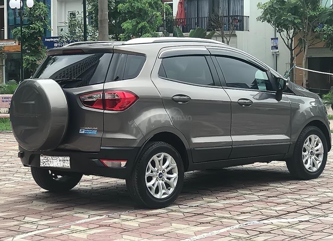 Cần bán Ford EcoSport Titanium 1.5L AT sản xuất năm 2016, màu nâu, giá chỉ 519 triệu-1