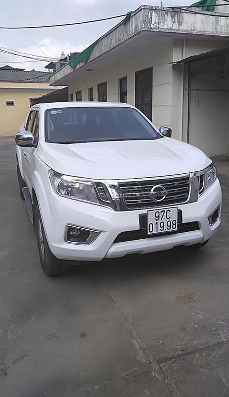 Cần bán lại xe Nissan Navara EL 2.5 AT 2WD 2018, màu trắng, nhập khẩu  -0