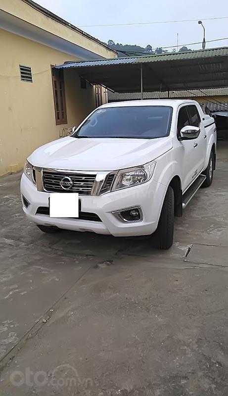 Cần bán lại xe Nissan Navara EL 2.5 AT 2WD 2018, màu trắng, nhập khẩu  -1