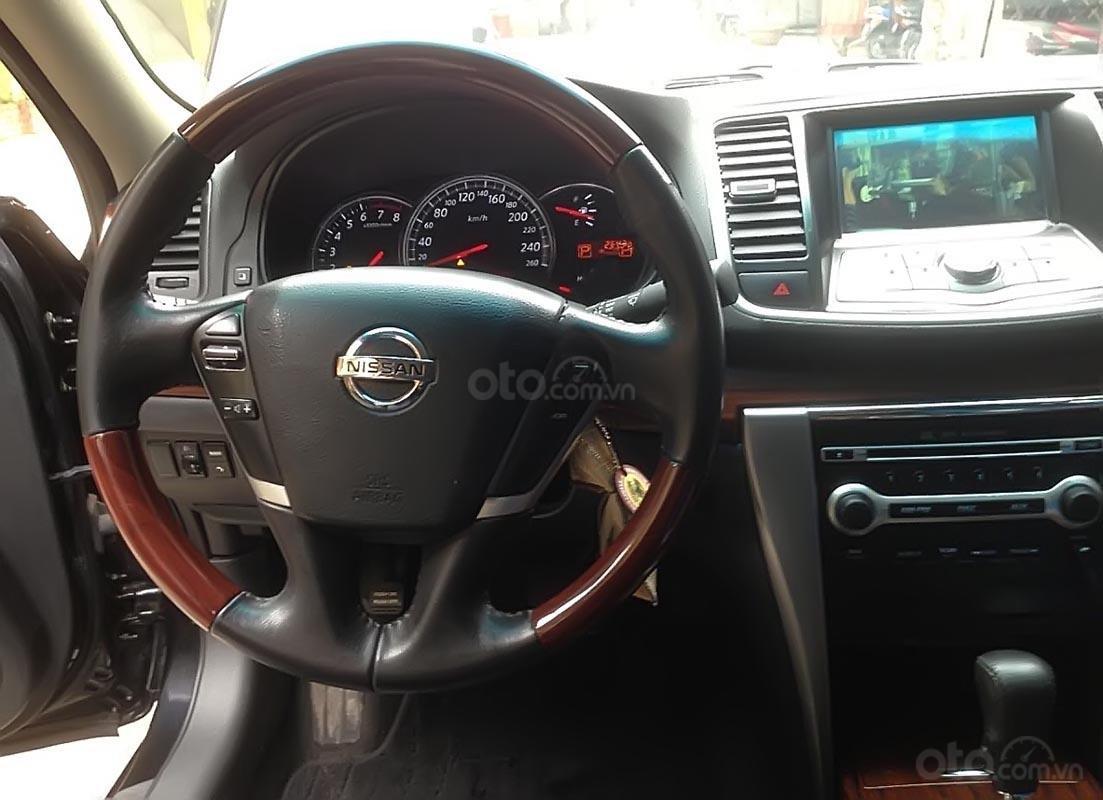 Bán Nissan Teana 2.0 AT năm 2011, màu đen, nhập khẩu số tự động, giá tốt-1