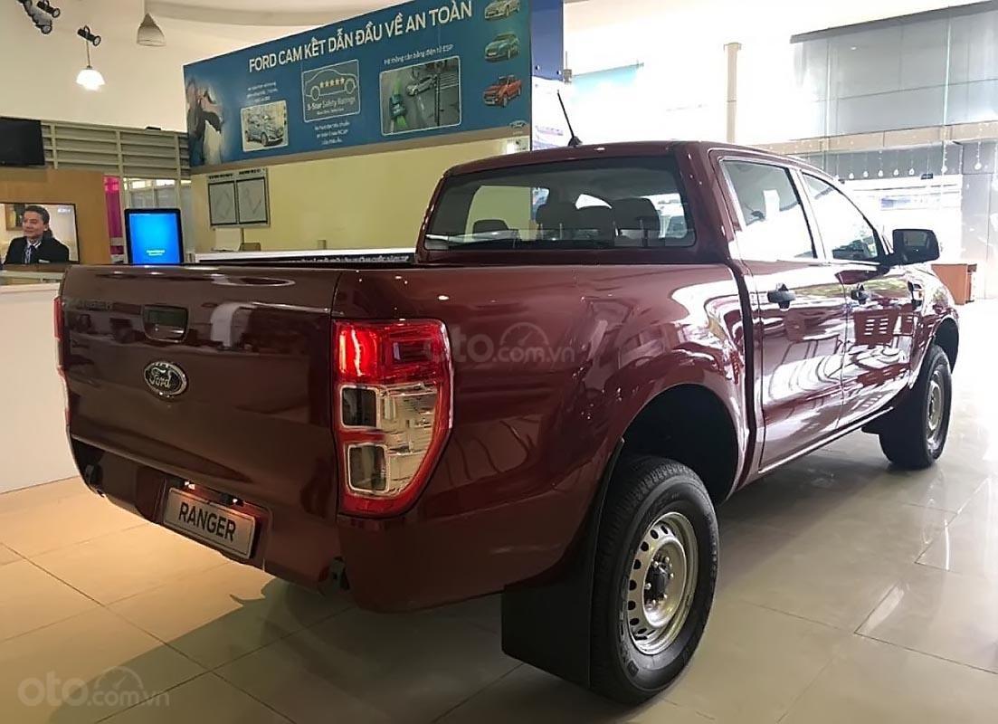 Cần bán Ford Ranger XL 2.2L 4x4 MT đời 2019, màu đỏ, xe nhập giá cạnh tranh (2)