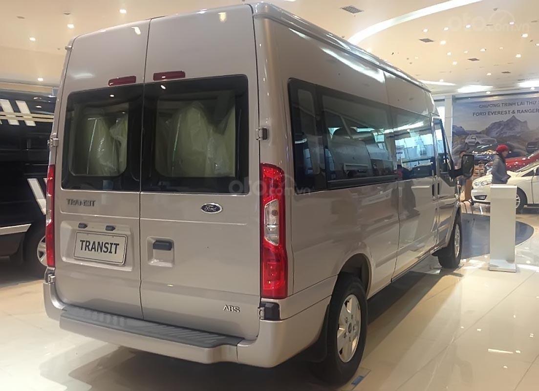 Bán Ford Transit Standard MID đời 2019, màu bạc, 720 triệu (2)