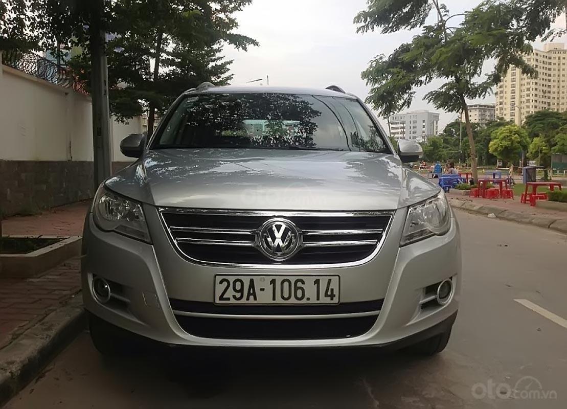 Bán Volkswagen Tiguan năm sản xuất 2010, xe nhập chính chủ, giá 525tr-0