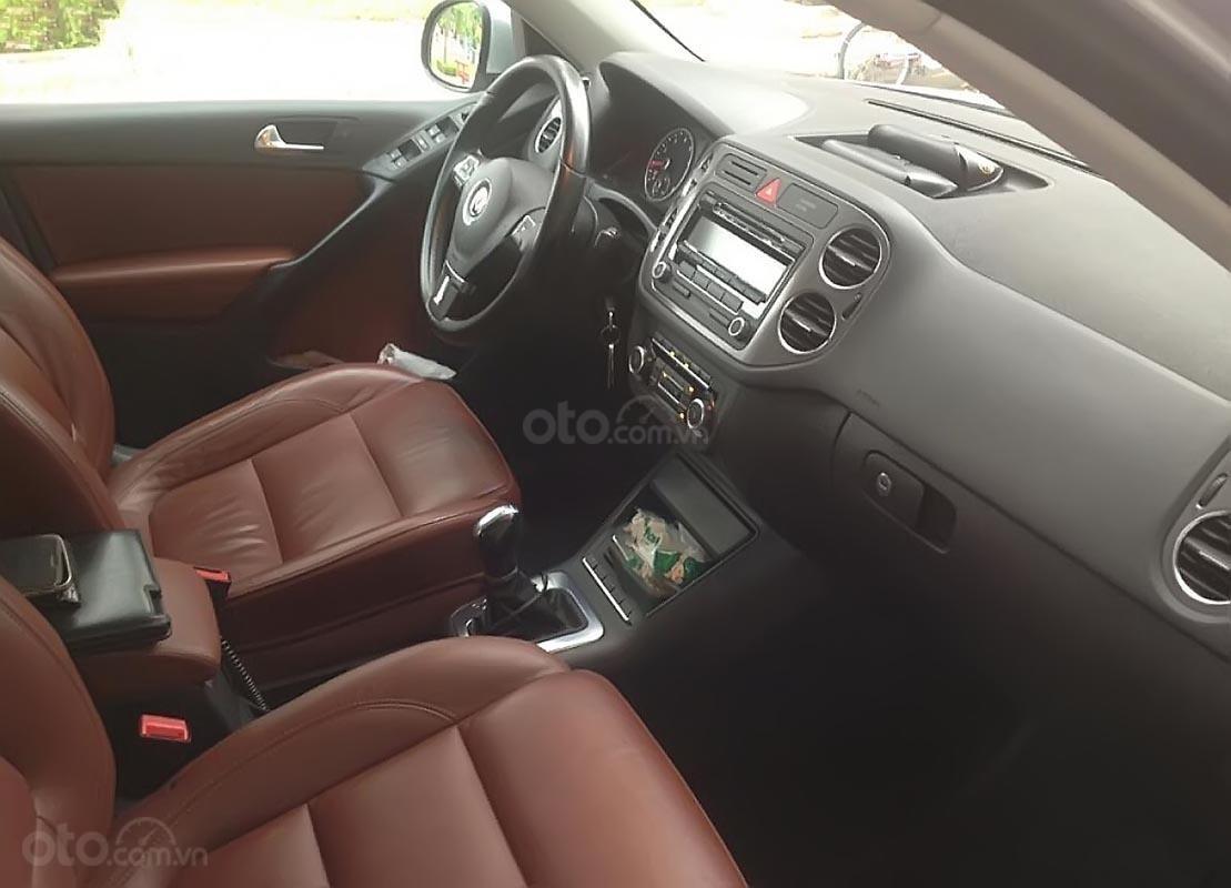 Bán Volkswagen Tiguan năm sản xuất 2010, xe nhập chính chủ, giá 525tr-1
