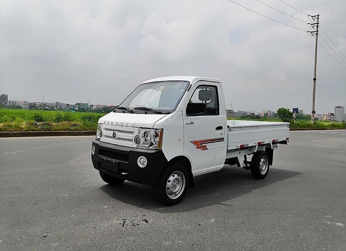 Bán xe Dongben DB1021 đời 2019, màu trắng, 159tr-0