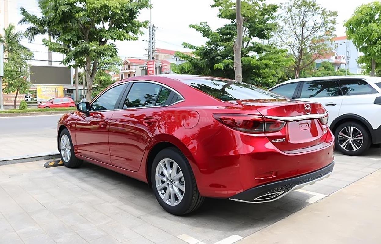 Bán xe Mazda 6 2.0L đời 2019, màu đỏ-1