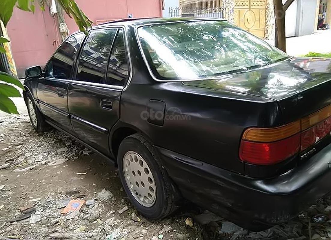 Cần bán Honda Accord sản xuất năm 1990, màu đen, nhập khẩu Nhật Bản giá cạnh tranh-2