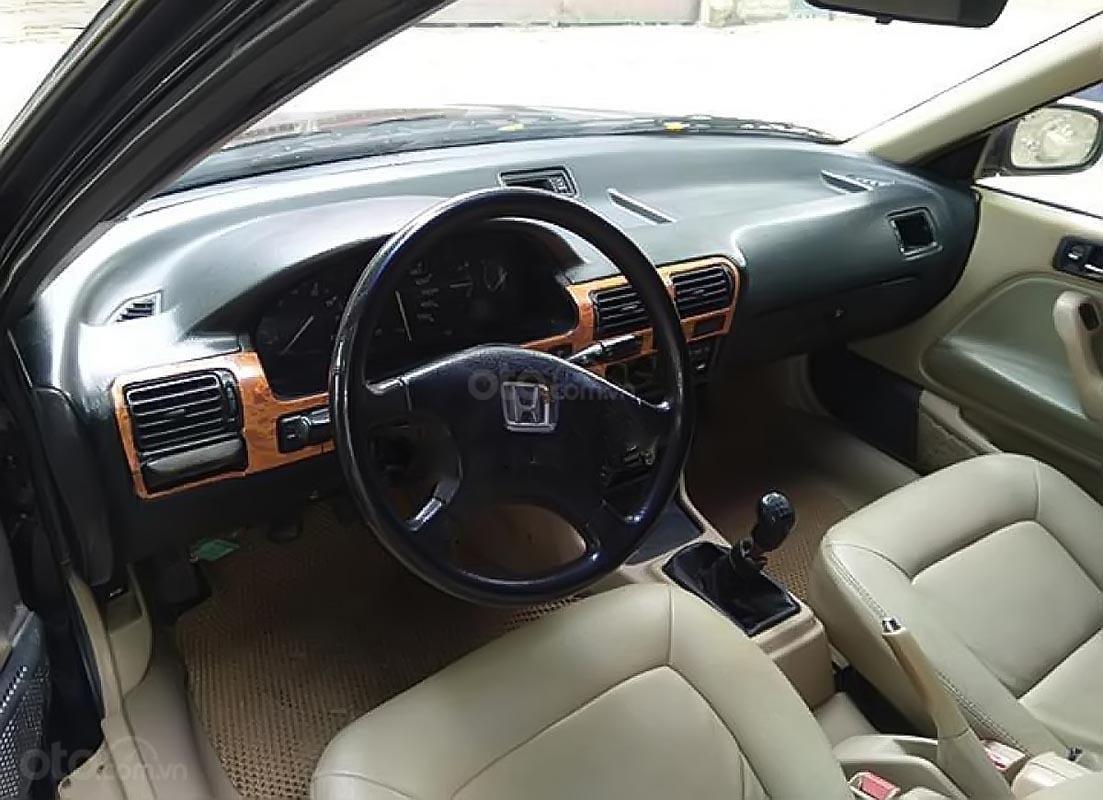 Cần bán Honda Accord sản xuất năm 1990, màu đen, nhập khẩu Nhật Bản giá cạnh tranh-4