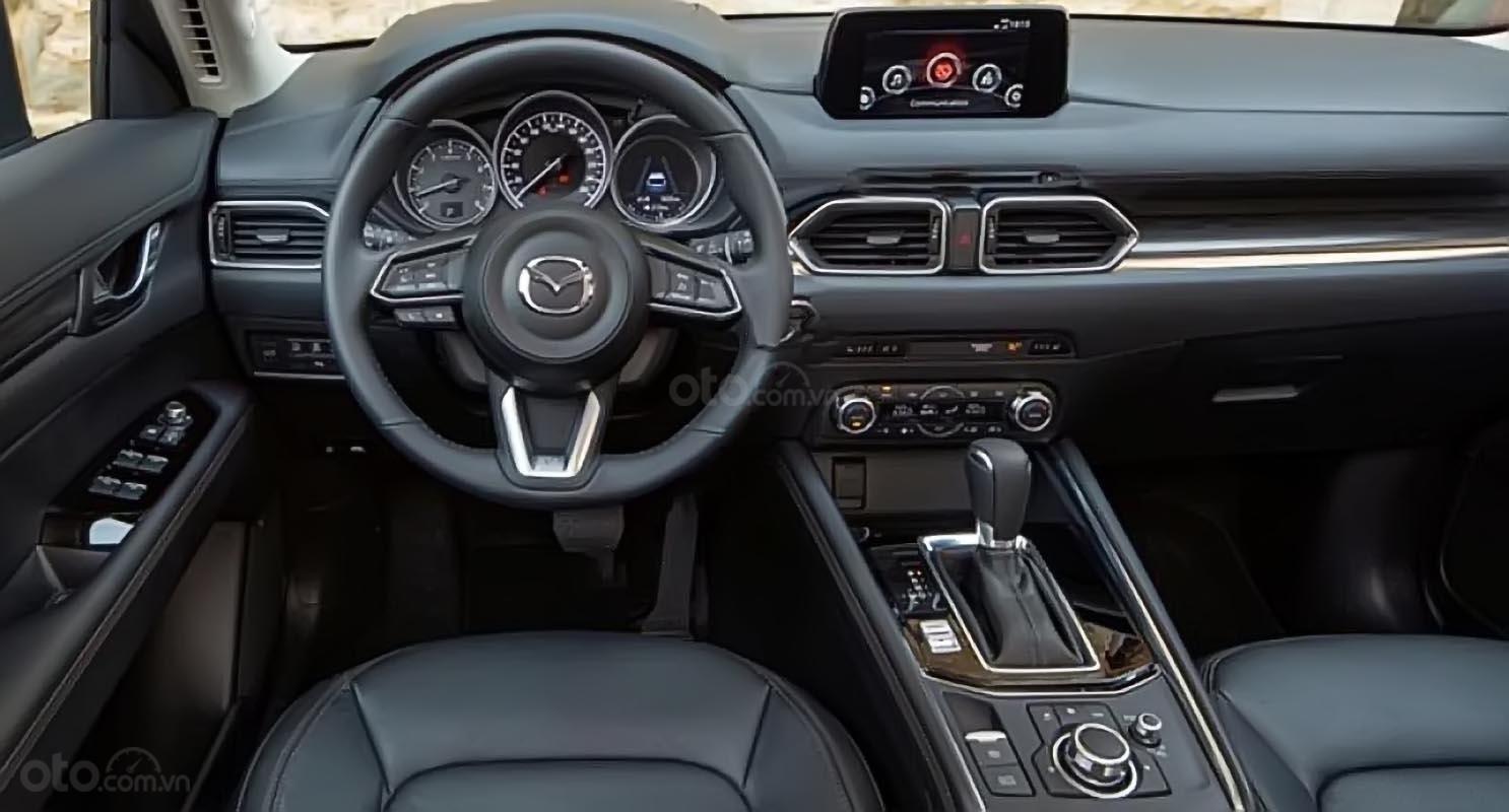 Bán Mazda CX 5 2.0 AT 2019, màu trắng-1
