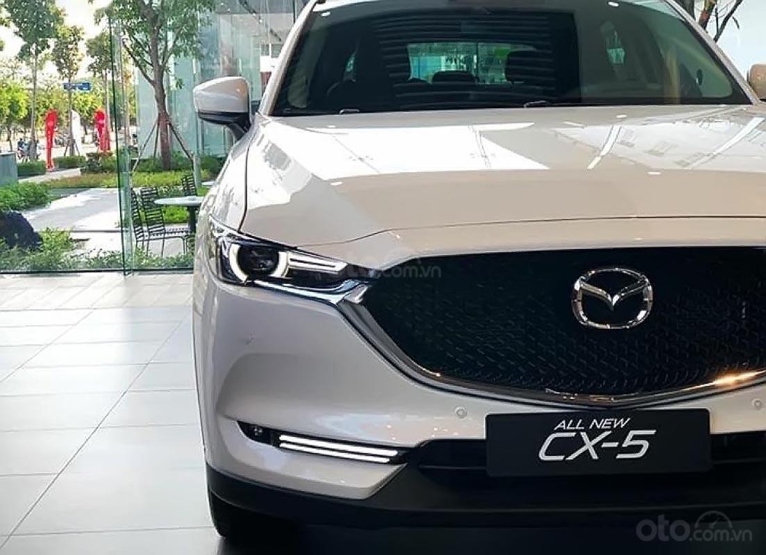 Bán Mazda CX 5 2.0 AT 2019, màu trắng-3