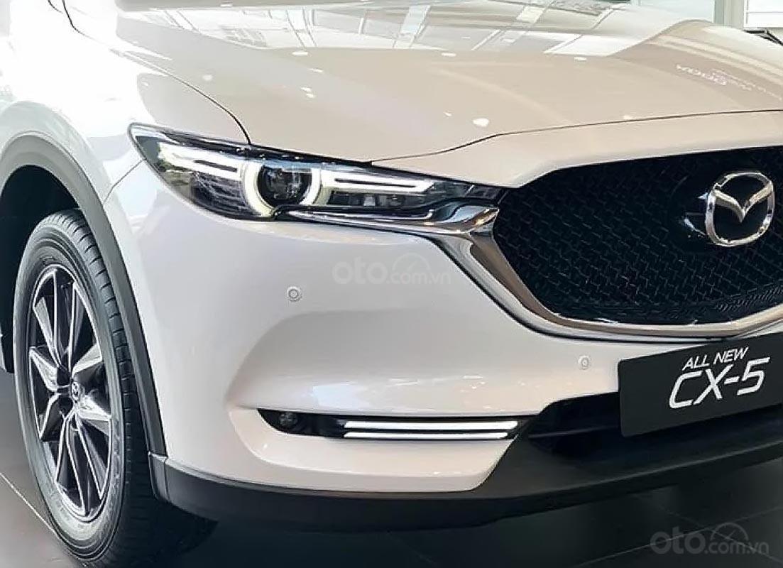 Bán Mazda CX 5 2.0 AT 2019, màu trắng-4