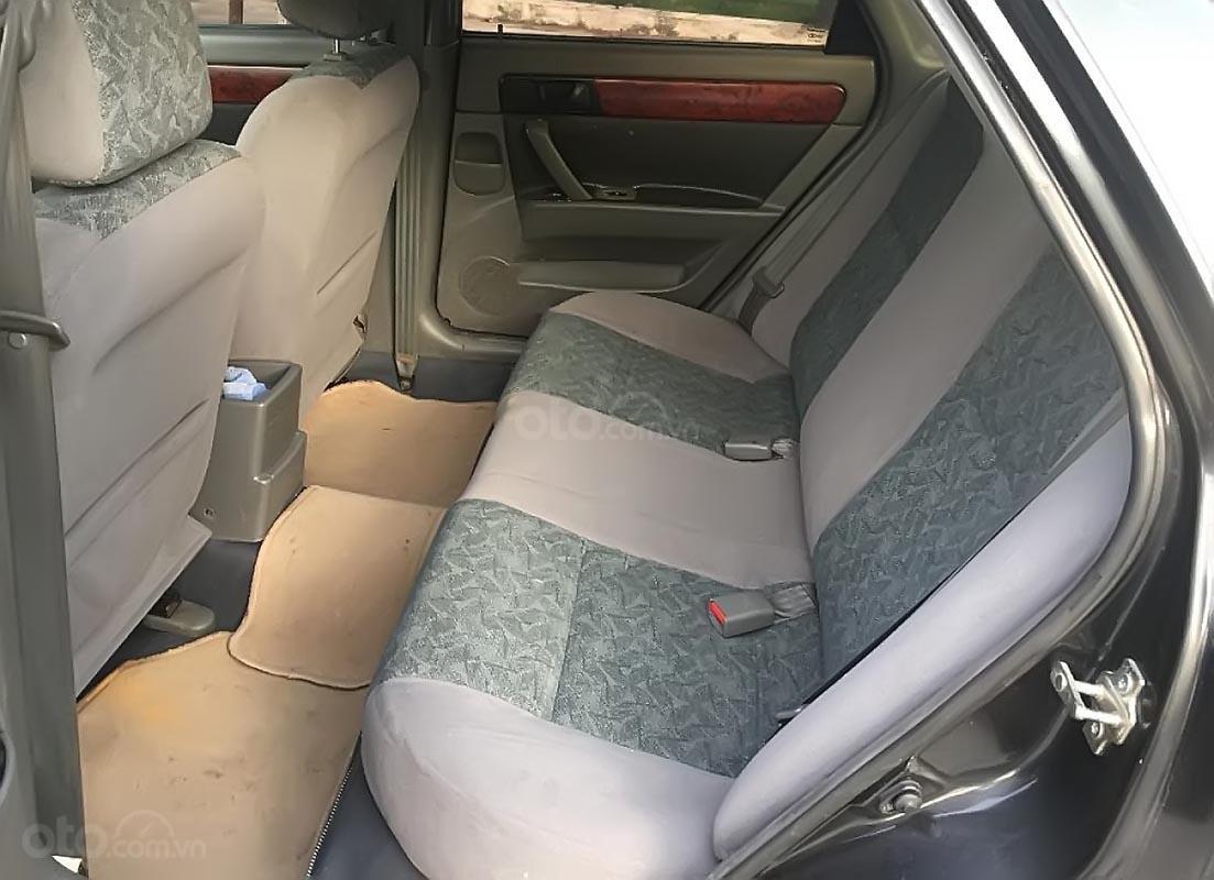 Cần bán lại xe Daewoo Lacetti EX 1.6 MT sản xuất 2008, màu đen chính chủ-2