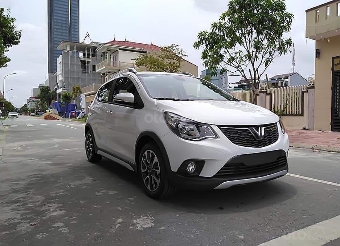 Cần bán xe VinFast Fadil 2019, màu trắng, giá tốt-1