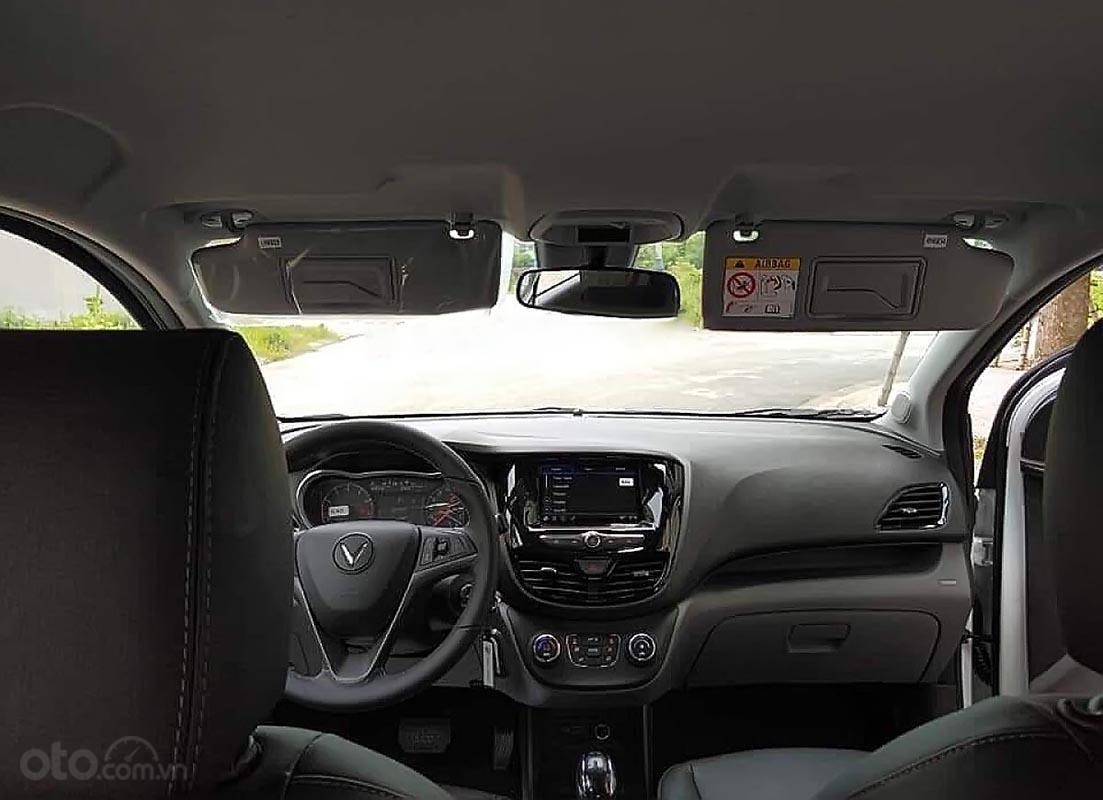 Cần bán xe VinFast Fadil 2019, màu trắng, giá tốt-4