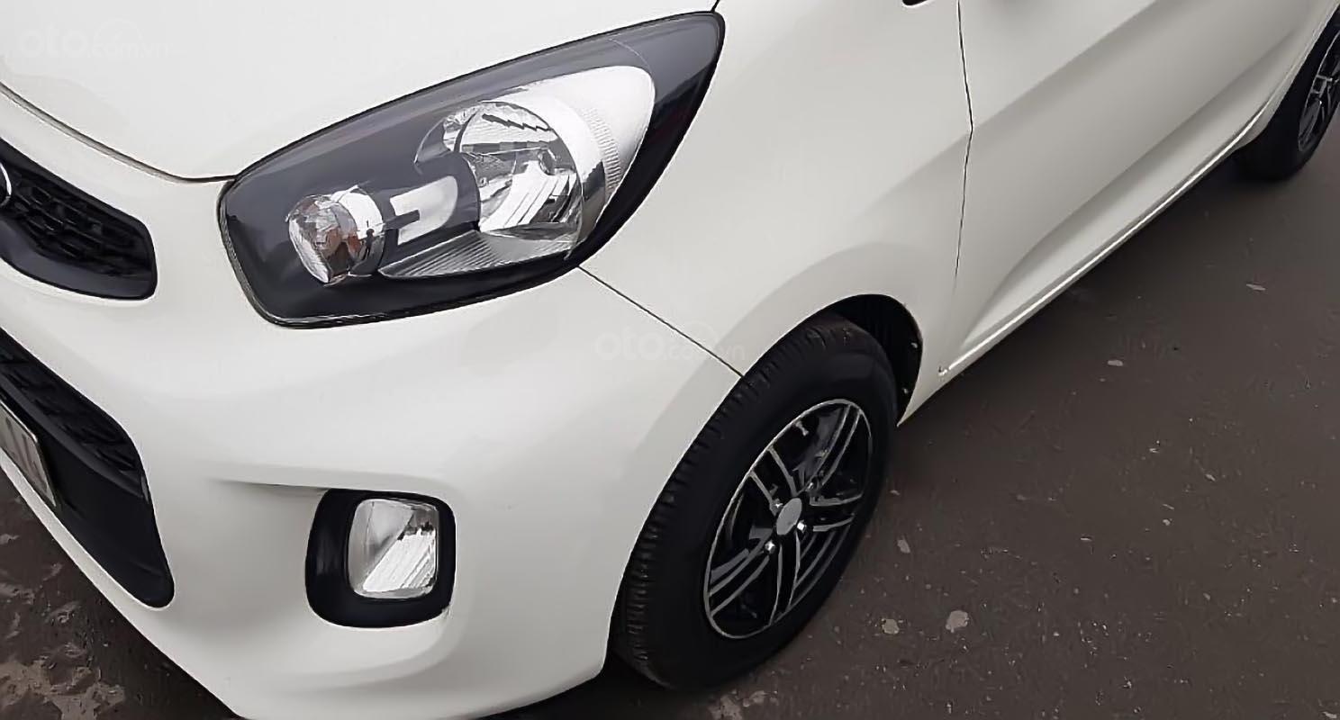 Bán xe Kia Morning Van 1.0 AT sản xuất 2016, màu trắng, nhập khẩu nguyên chiếc, giá tốt-2