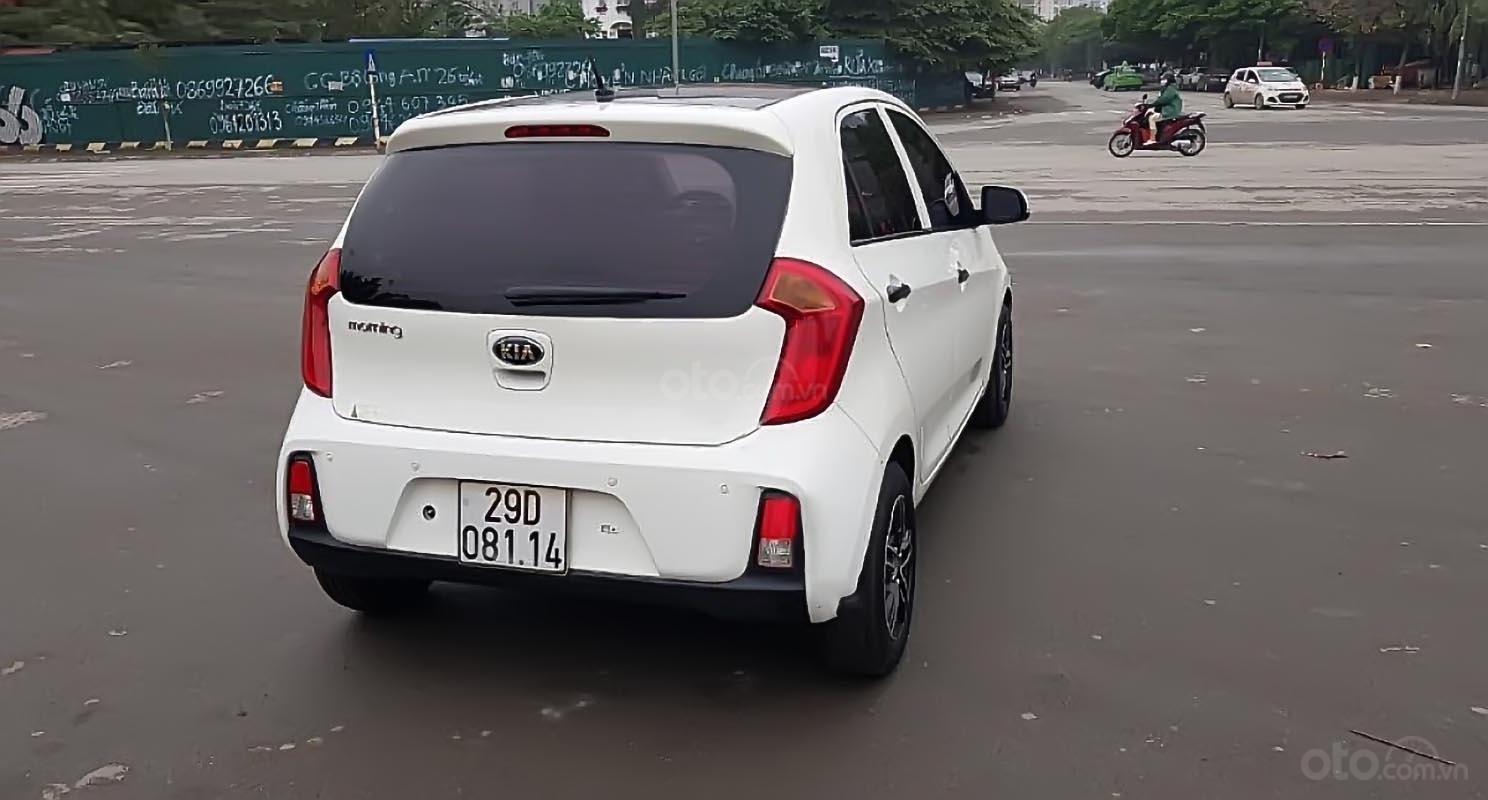 Bán xe Kia Morning Van 1.0 AT sản xuất 2016, màu trắng, nhập khẩu nguyên chiếc, giá tốt-4