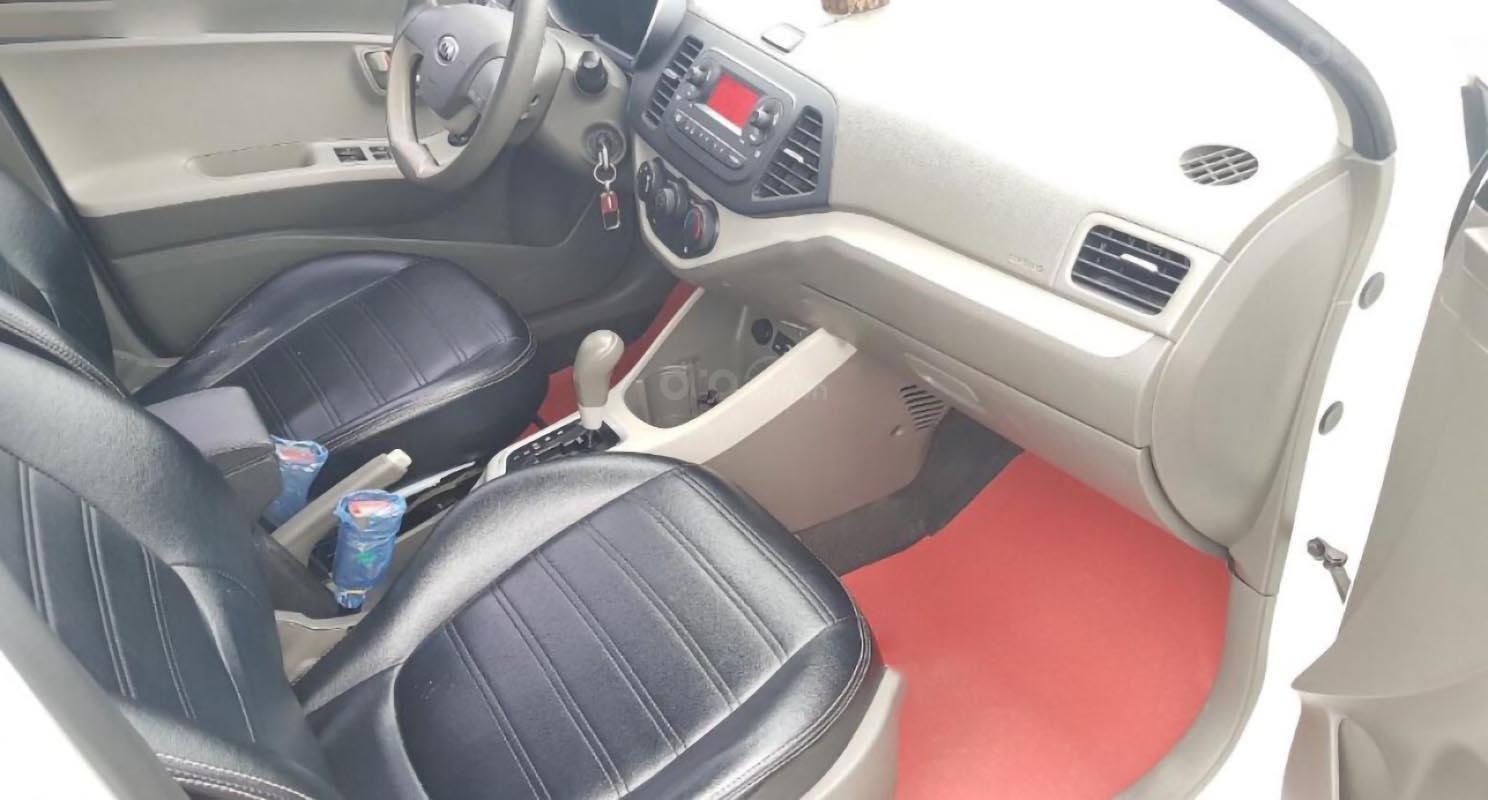 Bán xe Kia Morning Van 1.0 AT sản xuất 2016, màu trắng, nhập khẩu nguyên chiếc, giá tốt-3