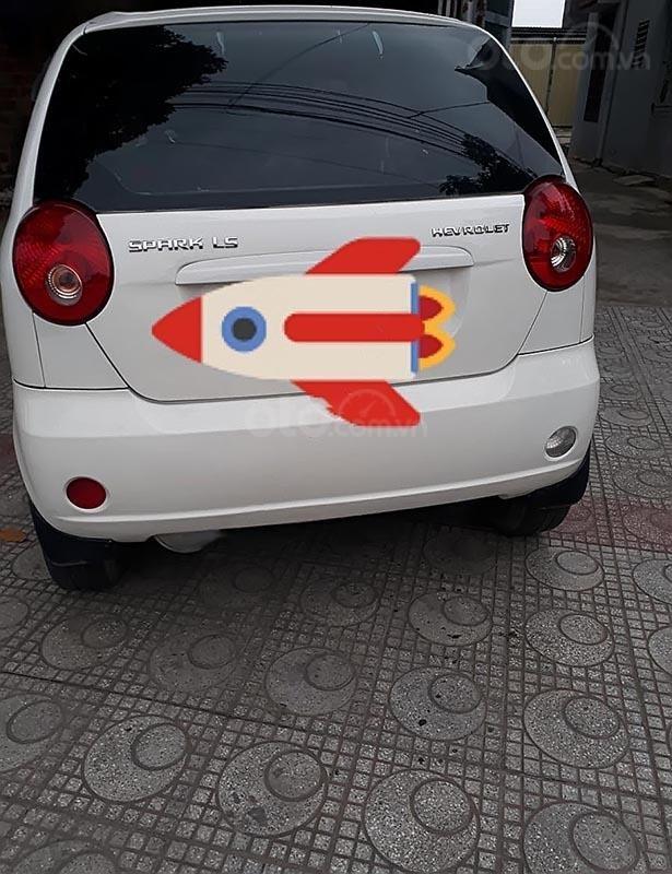 Bán ô tô Chevrolet Spark sản xuất 2011, màu trắng-4