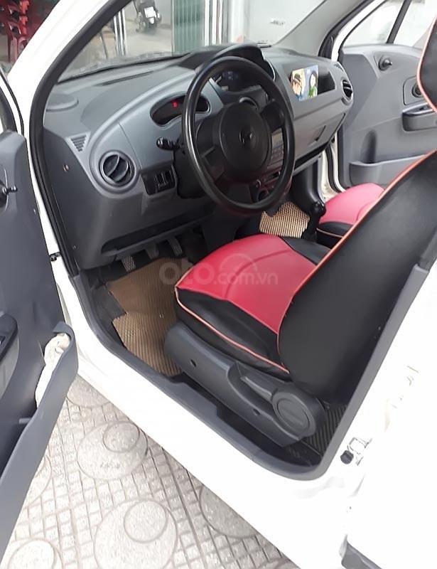 Bán ô tô Chevrolet Spark sản xuất 2011, màu trắng-3