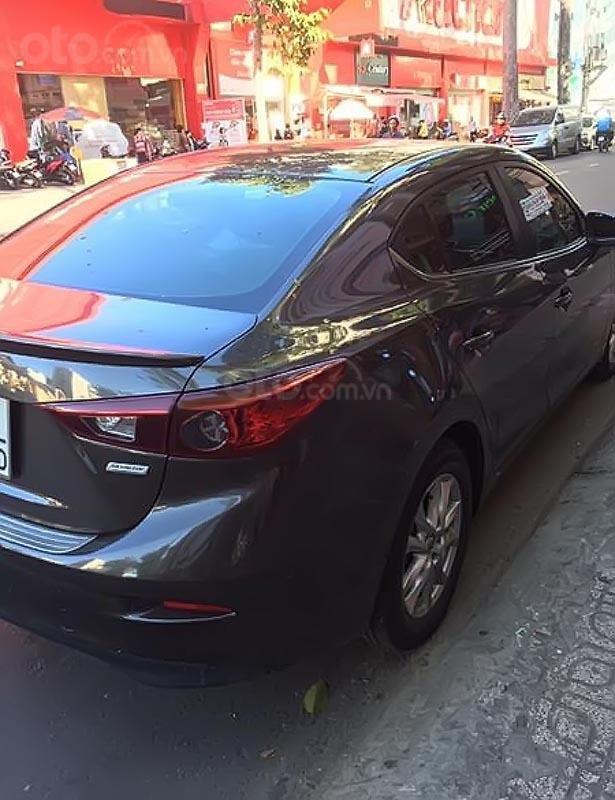 Bán ô tô Mazda 3 1.5 AT sản xuất năm 2017, màu nâu-2
