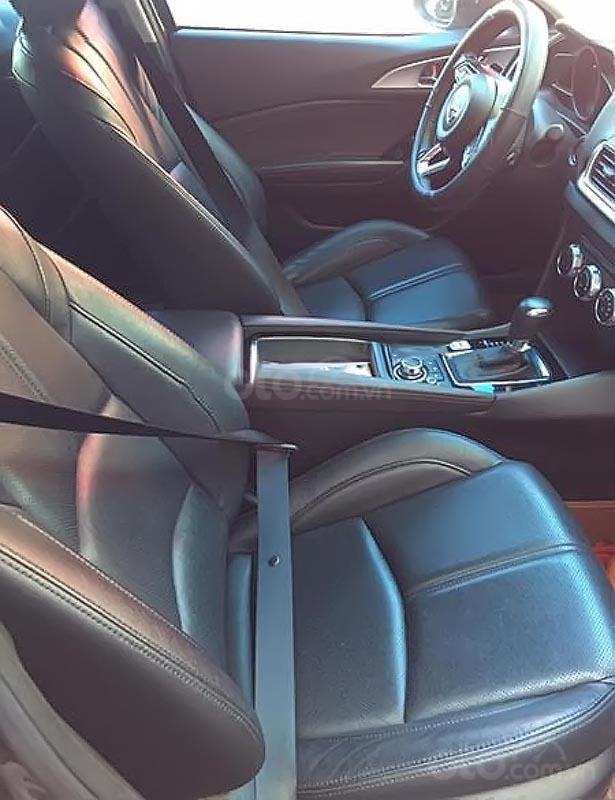 Bán ô tô Mazda 3 1.5 AT sản xuất năm 2017, màu nâu-1