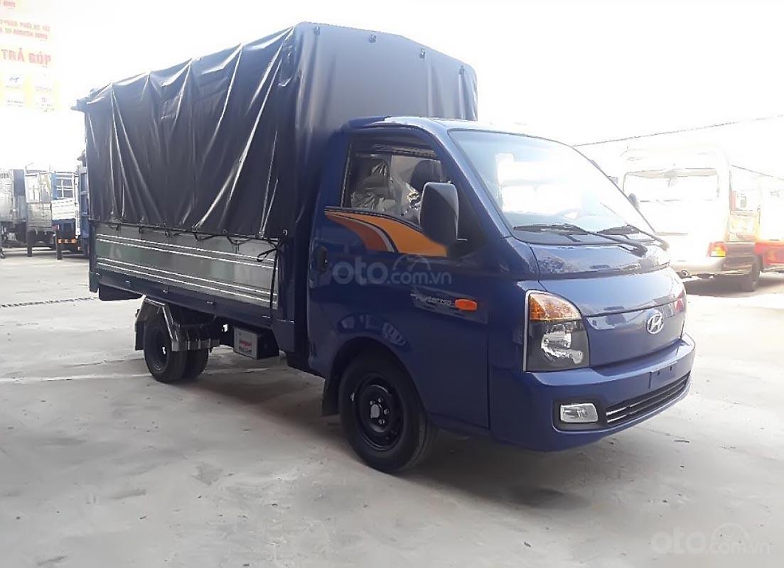 Cần bán Hyundai Porter H150 năm sản xuất 2019, màu xanh lam, xe nhập giá cạnh tranh-0
