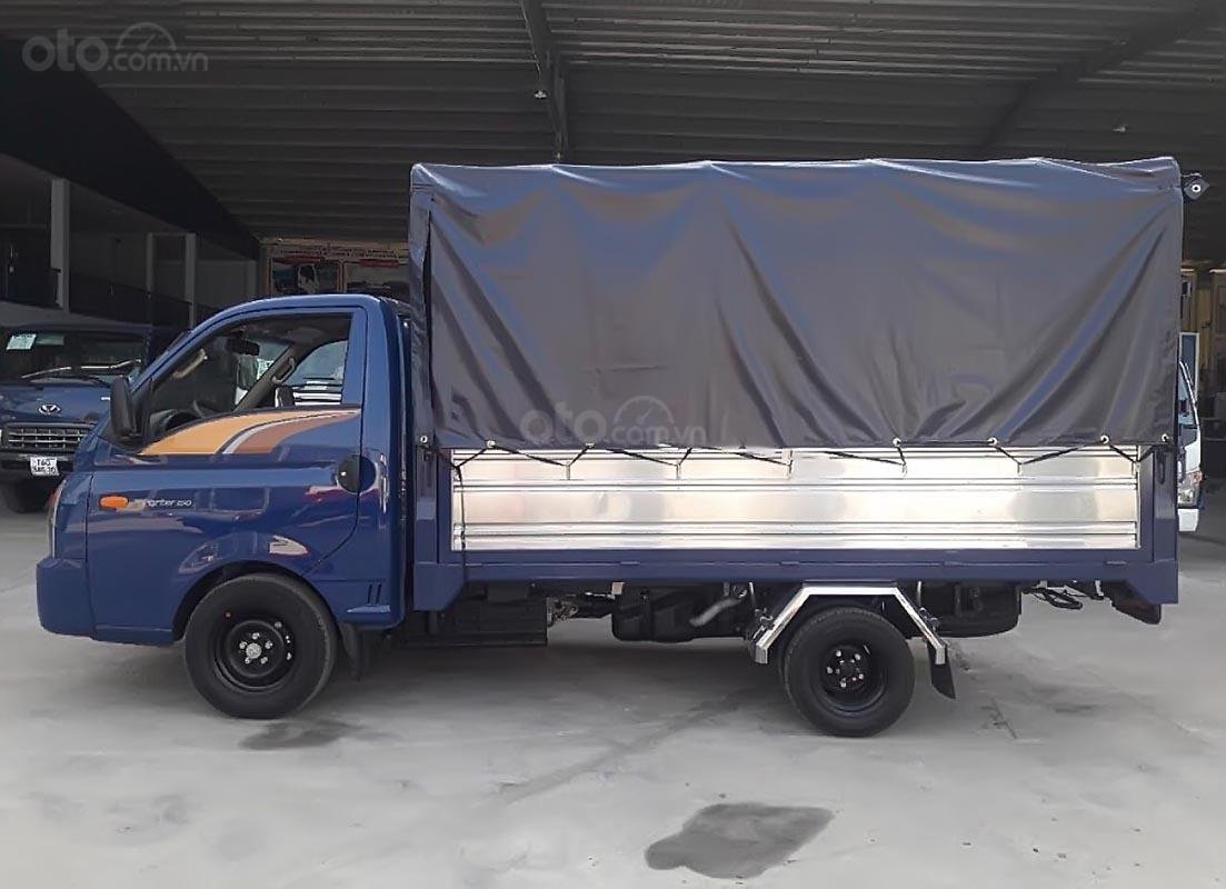 Cần bán Hyundai Porter H150 năm sản xuất 2019, màu xanh lam, xe nhập giá cạnh tranh (4)