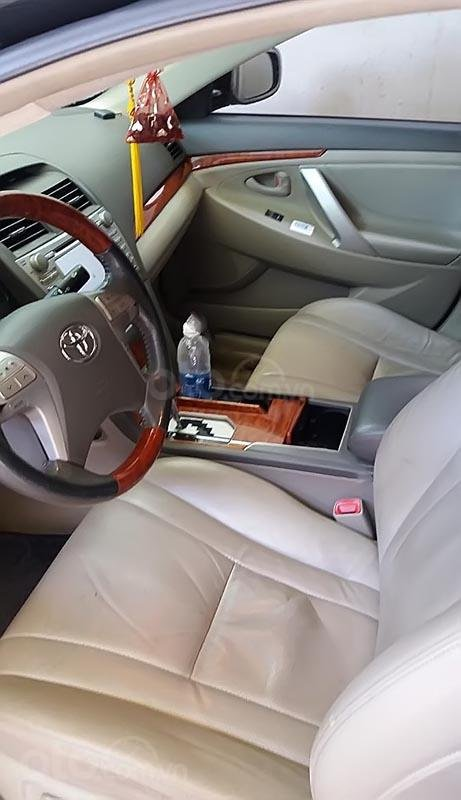 Bán Toyota Camry 2.4G sản xuất năm 2010, màu đen chính chủ, giá chỉ 580 triệu-2