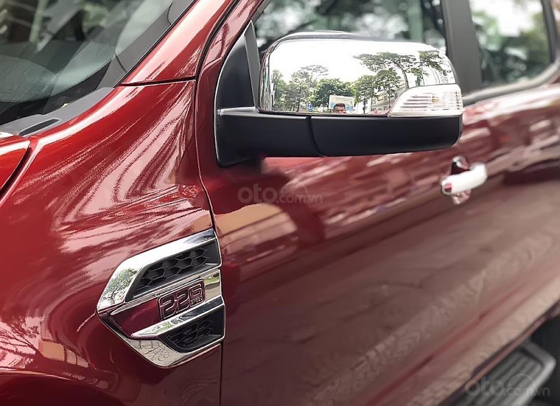 Bán xe Ford Ranger XLT 2.2L 4x4 AT đời 2019, màu đỏ, xe nhập, 779 triệu-4